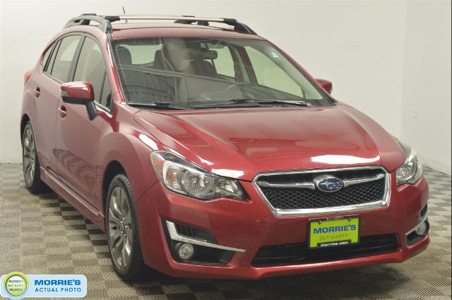 pre owned 2015 subaru impreza sport premium hatchback in minnetonka 2n21166b morrie 39 s. Black Bedroom Furniture Sets. Home Design Ideas